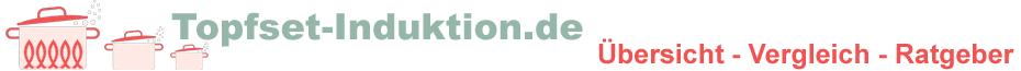 Topfset Induktion Produktübersicht Töpfe und Pfannen induktionsgeeignet